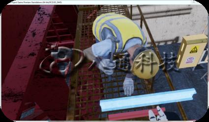 vwin德赢真人娱乐高空坠落VR安全体验